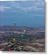 Up, Up And Away Metal Print