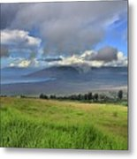 Upcountry Maui Metal Print