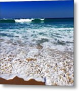 Upon Entry Metal Print
