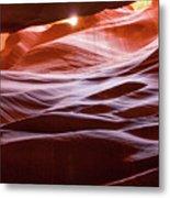 Upper Antelope Canyon 6 Metal Print