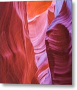 Upper Canyon 31 Metal Print