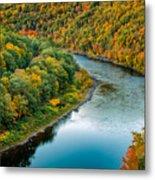 Upper Delaware River Metal Print