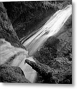 Upper Madison Creek Falls Three Metal Print