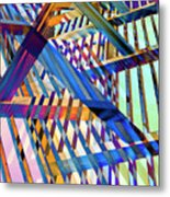 Urban Abstract 258 Metal Print