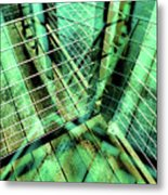 Urban Abstract 405 Metal Print