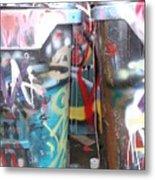 Urban Art Metal Print