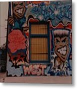 Urban Art Metal Print