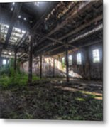 Urban Decay 2.0 Metal Print