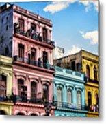 Urban Havana Metal Print