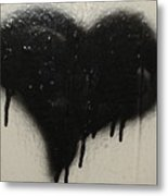 Urban Love Metal Print