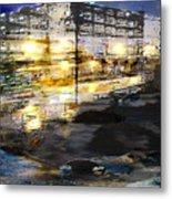Urban Renovation Metal Print