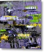 Urban Transport  Metal Print