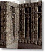 Uruk: Innin Temple Facade Metal Print