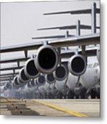U.s. Air Force C-17 Globemaster IIis Metal Print
