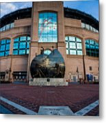 Us Cellular Field Metal Print