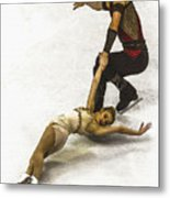 U.s. Figure Skating Championships  Metal Print