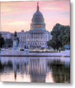 Usa Today Metal Print