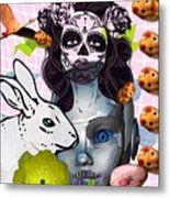 Usagicatrina Metal Print
