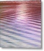 Ushuaia Ar - Ocean Ripples 2 Metal Print