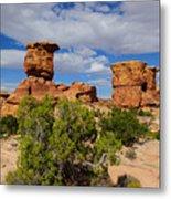 Utah Canyonlands Metal Print