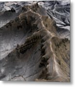 Utah Moonscape Metal Print