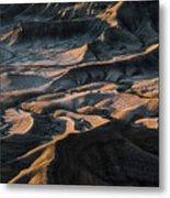 Utah Vista Metal Print