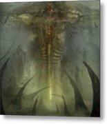 Utherworlds Lake Odium Metal Print by Philip Straub