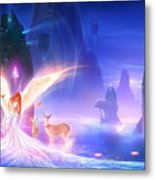 Utherworlds Ooulana Metal Print