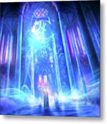 Utherworlds The Language Of Truth Metal Print by Philip Straub
