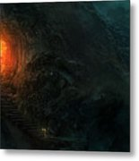 Utherworlds Threads Of Kirillia Metal Print