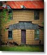 Vacant House Metal Print