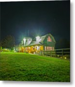 Valcour Conference Center Wedding And Meetings - Brighter Exposure Metal Print