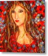 Valentina Metal Print
