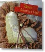 Valentines Card 1 Metal Print