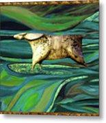Valley Of Equus Metal Print