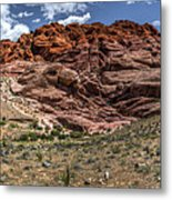 Valley Of Fire IIi Metal Print