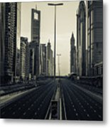 Valley Of The 11 Metal Print