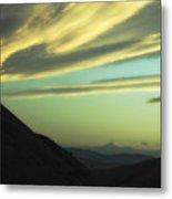 Valley Of The Shadow Metal Print