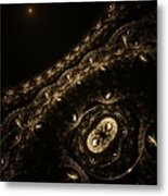 Value Metal Print