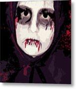 Vampire II Metal Print