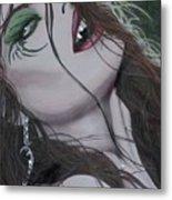 Vampiress II Metal Print
