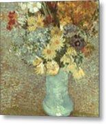 Van Gogh: Flowers, 1887 Metal Print