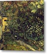 Van Gogh: Hospital, 1889 Metal Print