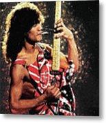 Van Halen Metal Print