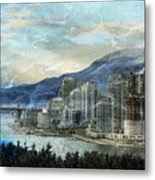 Vancouver-1 Metal Print