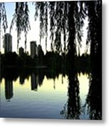 Vancouver- Lost Lagoon Metal Print by Will Borden