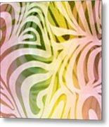 Vanilla Icecream Metal Print