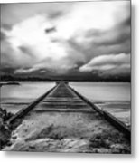 Vanished Metal Print
