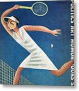 Vanity Fair, 1932 Metal Print