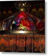 Variegated Antiquity Metal Print by DigiArt Diaries by Vicky B Fuller